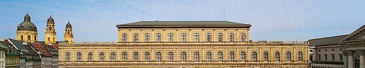 Bavarian Palace Department | Munich Residenz | Overview