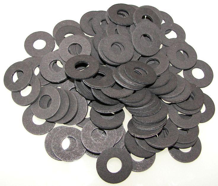 38 black fiber coil core washer tattoo machine coil