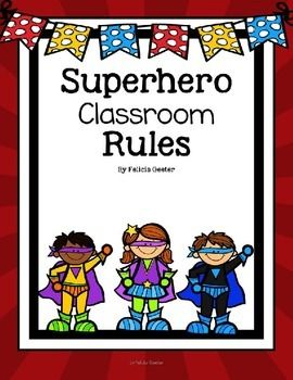 Rules are the foundation of every classroom.  They help students to navigate their new learning environment. This product was designed to help students learn and remember classroom rules in a fun way.   This product includes 12 posters (six with a color background and six without a background) that display the following classroom rules:Keep hands, feet, and objects to selfListen when others are talkingFollow directionsWork quietly and do not disturb othersShow respect for school and…