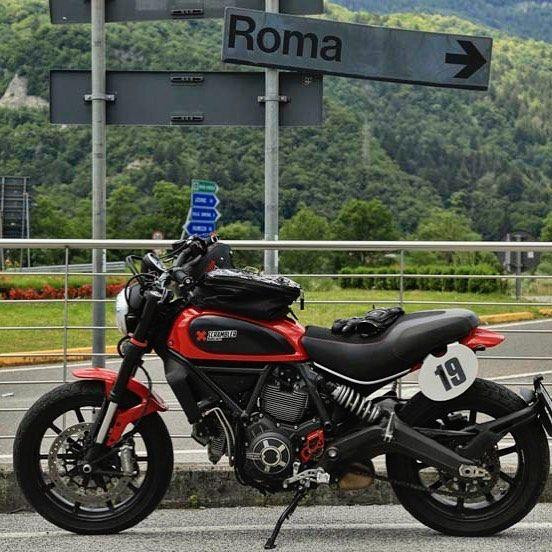 Where To Go Ducati Scrambler Scramblerducati Ducatiscrambler