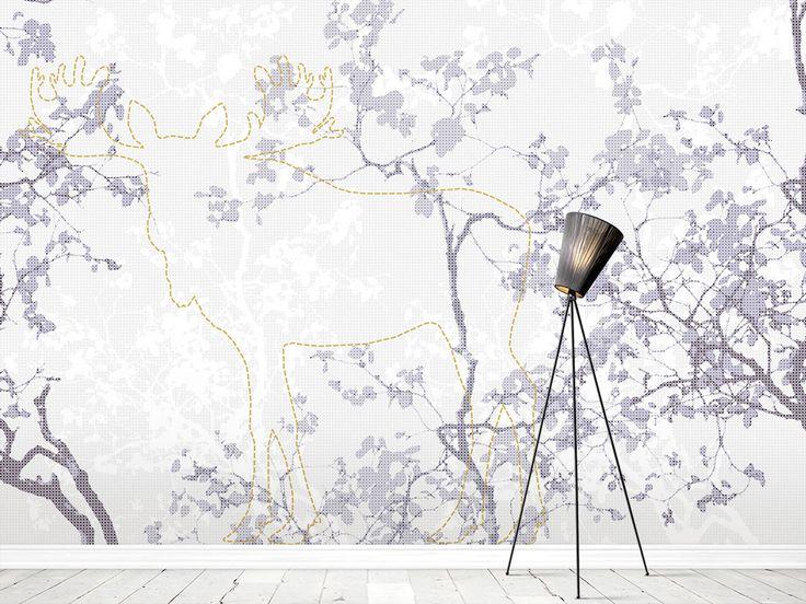 Scandinavian Surface | Moose Memory – Grey