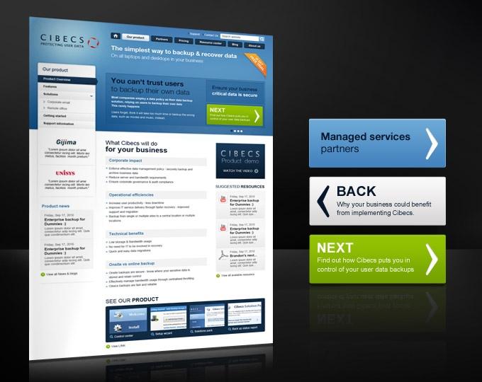 Cibecs: Full online solution