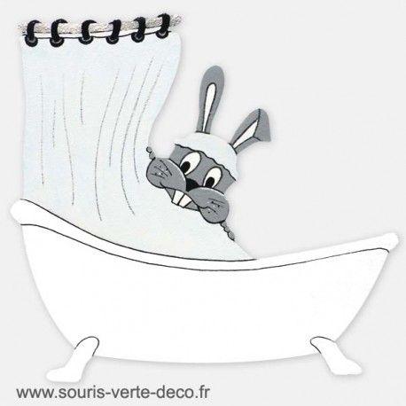 Les 8 meilleures images propos de salles de bain for Plaque de porte humoristique