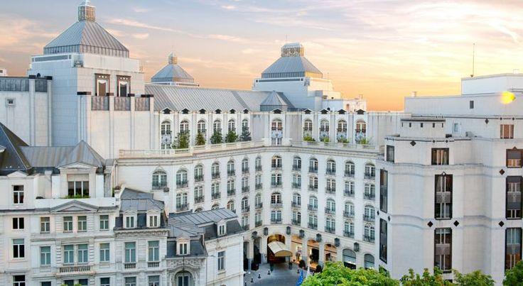 Hôtel Steigenberger Granhotel - Bruxelles - Avec un emplacement idéal au cœur du centre-ville et sa magnifique façade, le Steigenberger Granhotel est l'un des établissements 5 étoiles les plus prisés de Bruxelles. Vous bénéficierez d'un accueil chaleureux et professionnel et d'un confort digne de la renommée de cette prestigieuse enseigne.