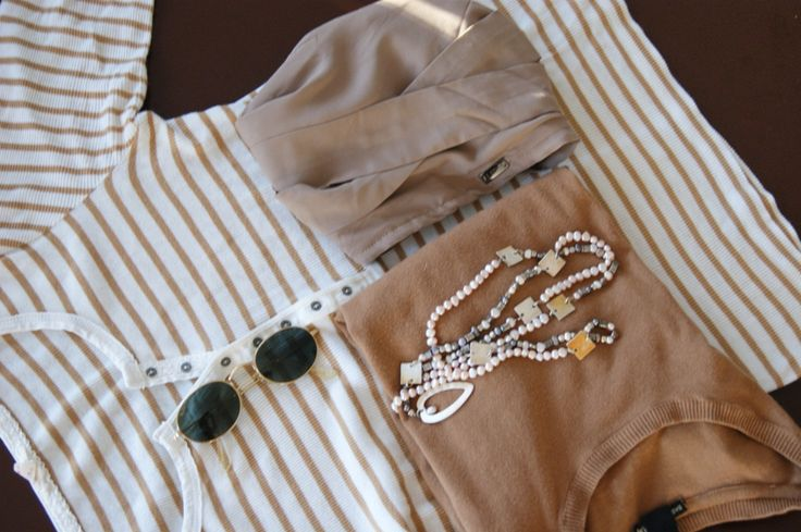 Beige style for outfit
