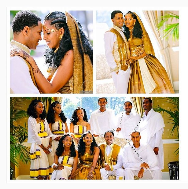 Conditions African And Ethiopian Brides 98