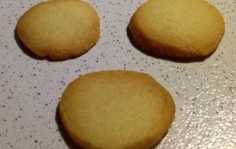 Vanilje småkager
