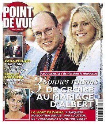 Charlene de monaco (couvertures de magazine) - Photo 59 : Album photo - m.teemix.aufeminin.com : Album photo - m.teemix.aufeminin.com -