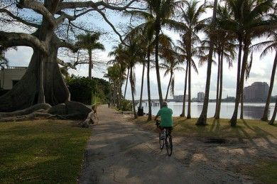 Palm Beach Lake Trail bike rides <3