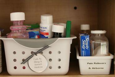 Organizing Medicines #3