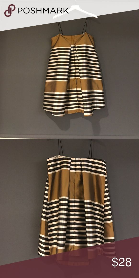 Olive a stripe (I love a stripe) Party dress in size Tall. Strapless or use these mini straps to hold up this minidress. Great for a party. It protects the section you want to hide but keeps all eyes on you. Asos Dresses Mini