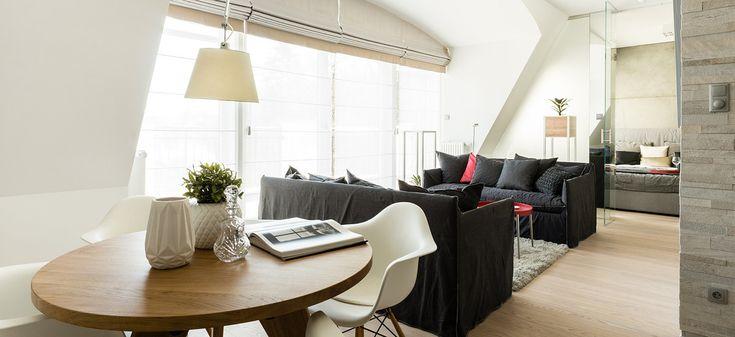 Apartament Jaśkowa Dolina Gdańsk | Fabryka wnętrz
