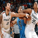 This may be the Miami's Hurricanes only chance to win the NCAA Basketball tournament