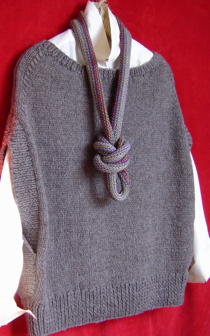 A topper to knit in a neutral tone - maddy laine Knitting Patterns