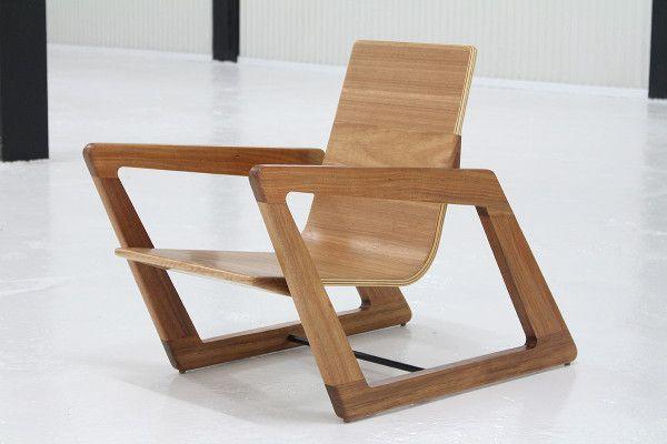 PSA2 armchair by Cummins Design