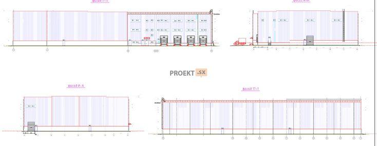 Склады, складские комплексы : Склад противогололедных материалов с АБК