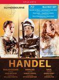 Handel: Giulio Cesare/Rinaldo/Saul (Glyndebourne) [Blu-ray] [4 Discs]