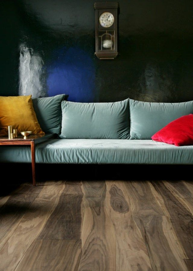 Naturally Curved Solid Wood Floor By Bolefloor Flooring