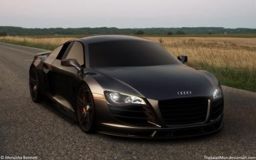 audi r8 belle voiture pinterest voitures peindre et noir. Black Bedroom Furniture Sets. Home Design Ideas
