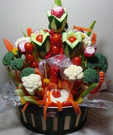 17 best Fruit bouquet images on Pinterest   Fruit arrangements ...