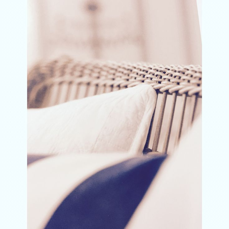 Colour your home with boatcolors! White and blue summertime.