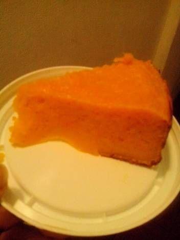 Pastel fácil de calabaza
