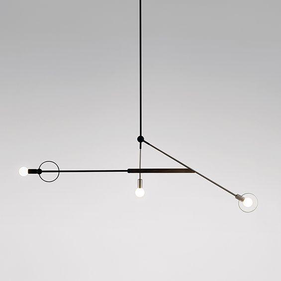 Jean-Pascal Gauthier : luminaires