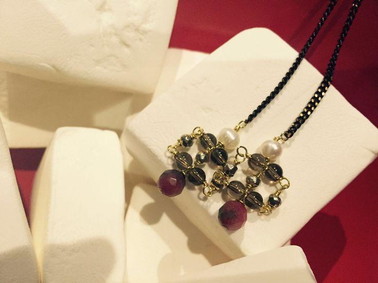 Party Era Jewels by Chiara Nava - @potafiori Milano #era_jewels_by_chiara_nava #gioielliartigianali #madeinitaly #fattoamano #jewels #jewelsglam #jewelsaddict #jewelry #jewelryaddict #bijoux #accessories #l4l #photooftheday #erajewelsbychiaranavapress #etabetapr #etabetadigitalpr #lifestyle #italianstyle www.erajewels.it @era_jewels_by_chiara_nava