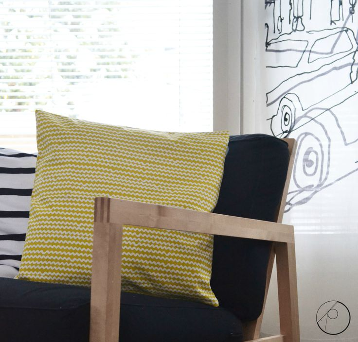 Spira textile and Ikea Lillberg chair