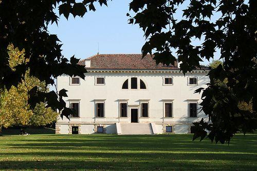 Villa Pisani, Bagnolo, Palladio.