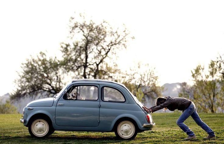 Fiat 500 Italia