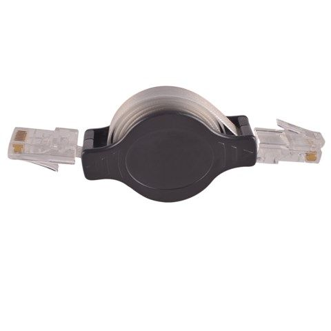 Retractable Network Cable (150cm-long)