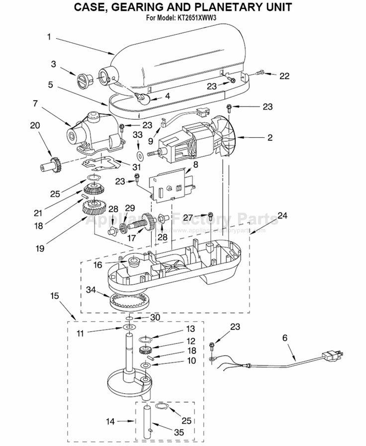 Top Design Ideas Of Kitchenaid Blender Replacement Parts