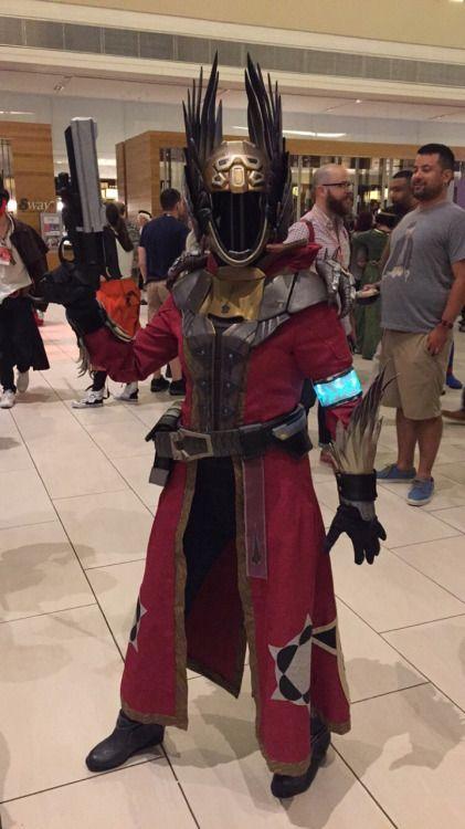 destiny warlock cosplay | Tumblr