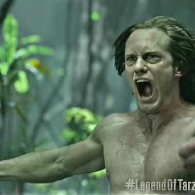 Hot: Alexander Skarsgård takes on a gorilla in final Legend of Tarzan trailer