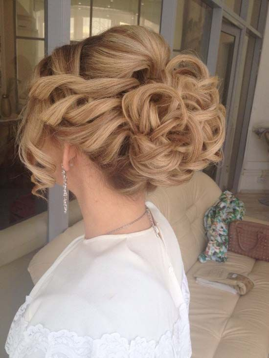 Admirable 1000 Ideas About Updo Hairstyle On Pinterest Hairstyles Prom Short Hairstyles Gunalazisus