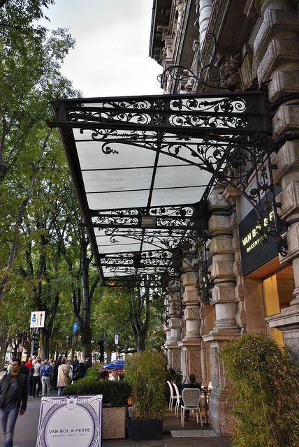 Bakery Cafe - Milan, Italy
