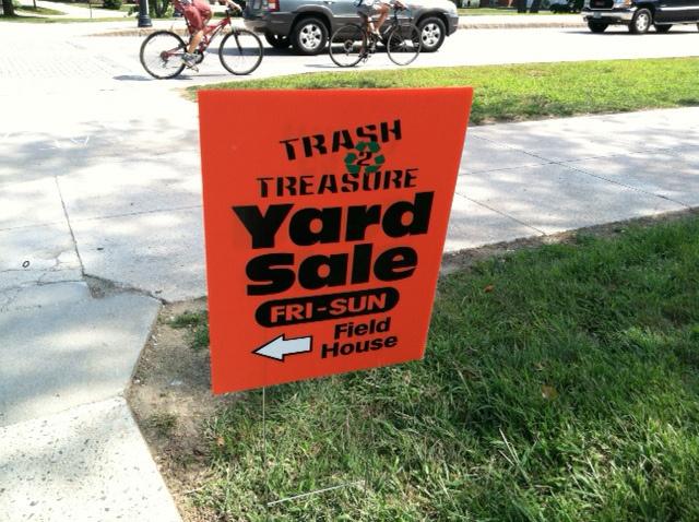 T2T Yard sale