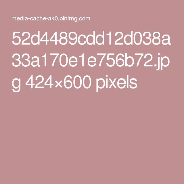 52d4489cdd12d038a33a170e1e756b72.jpg 424×600 pixels