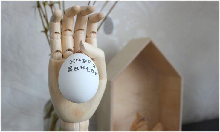 Velikonoční výzdoba podle blogerky Veru | Články | PEČENĚ-VAŘENĚ