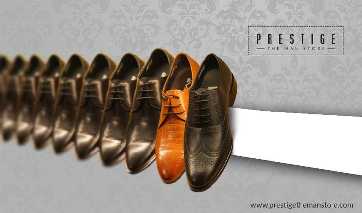 Perfect that formal look #Shoes #PrestigeTheManStore http://bit.ly/2cvH9tO