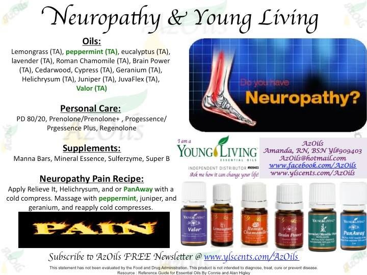 34 Best Essential Oils Neuropathy Images On Pinterest