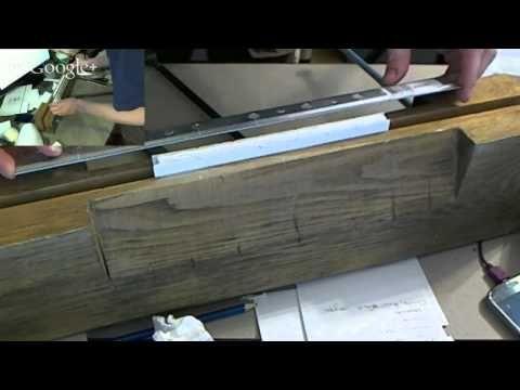 Вебинар «Переплетное дело 101». Книжные блоки из отдельных листов - YouTube