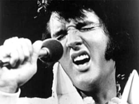 Happy Birthday Baby! Elvis...ah yes...how can one not celebrate with this hunka burning love!