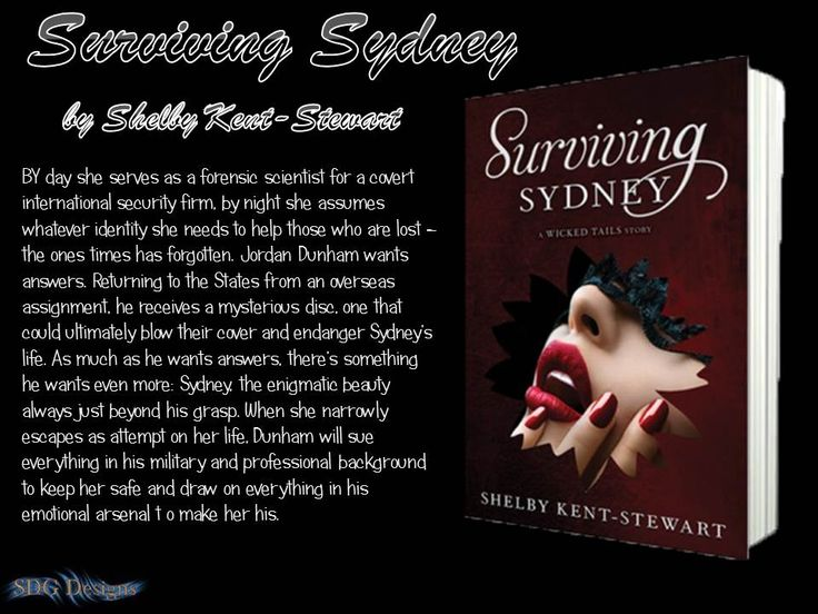 """Surviving Sydney"" by Shelby Kent-Stewart"