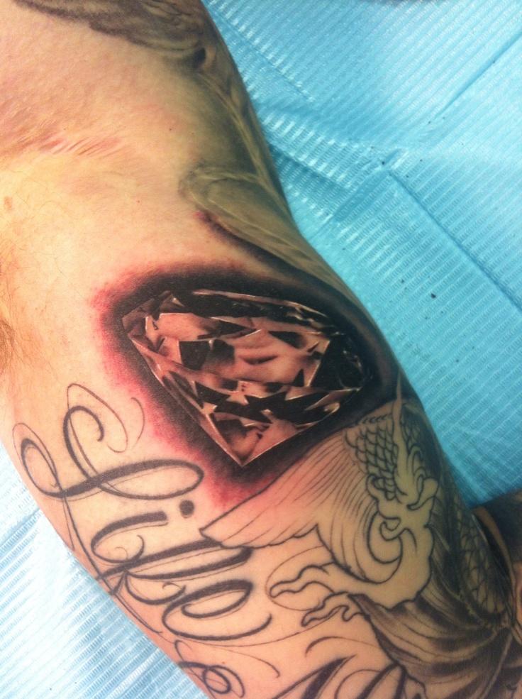 Diamond tattoo artist steve wiebe instagram stevewiebe