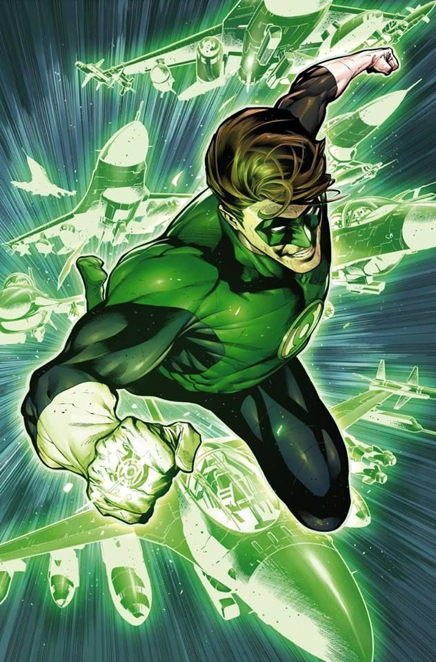 super popular 80e40 c4136 ... Green Lantern Hal Jordan by Rafa Sandoval ...
