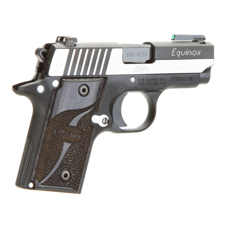 Sig Sauer P238 Equinox Sub-Compact Pistol (.380) - Tallyn's Tactical Solutions LLC