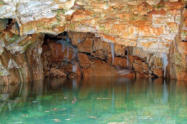 Albeřická jeskyně, Horní Albeřice - Krkonoše