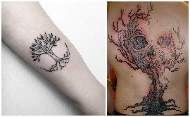 El Arbol De La Vida Cabala Para Tatuajes Tatuaje Arbol De La Vida Arbol De La Vida Tatuajes